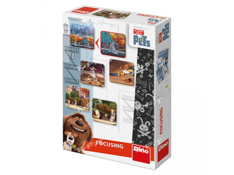 Hra malá - Tajný život mazlíčků - focusing c7f81b6743