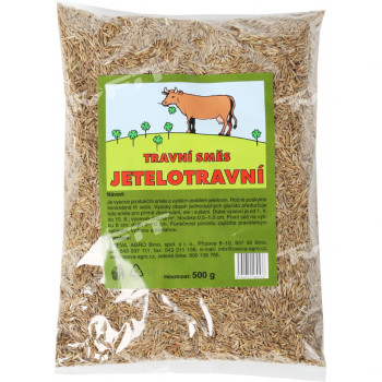 Travní směs - Jetelotráva 500 g