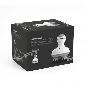 Masážní přístroj pro masáž hlavy a celého těla, voděodolný, Catmotion