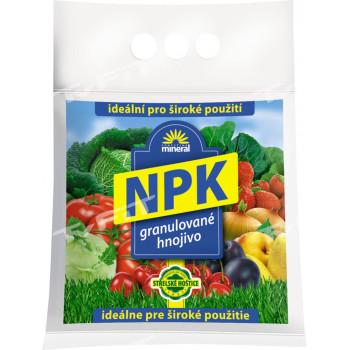 Hnojivo NPK MINERAL 2,5kg