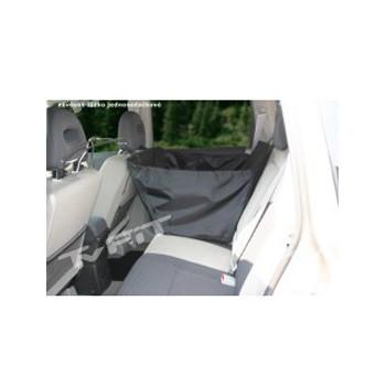 Ochranné lůžko do auta jednosedačkové Greendog 1 ks