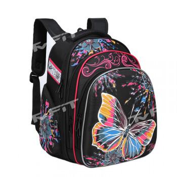 Školní anatomický batoh, Butterfly