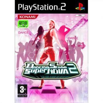 Taneční hra Dancing Stage SuperNova 2 (PlayStation 2)