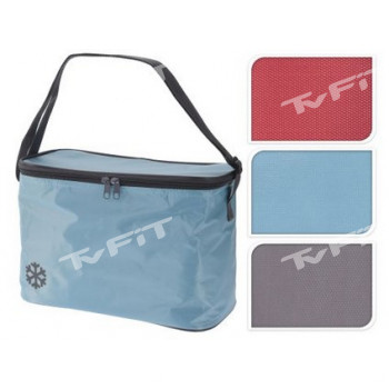 taška chladicí 8l 30x16x21,5cm - mix barev