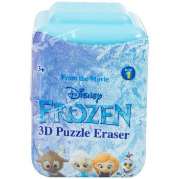 Školní guma 3D Puzzle Ledové království