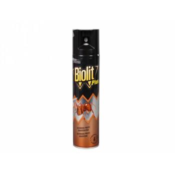 Biolit Plus - sprej proti mravencům 400 ml