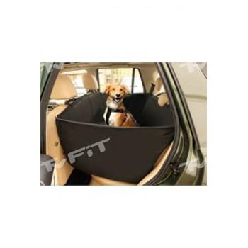 Ochranný autopotah sedadla 148x135cm černý KAR 1ks