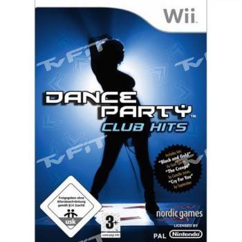Taneční hra Dance Party: Club Hits (Nintendo Wii)