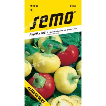 Semo Paprika zeleninová pálivá - Ilika jablíčková 0,4g /SHU 2 000/