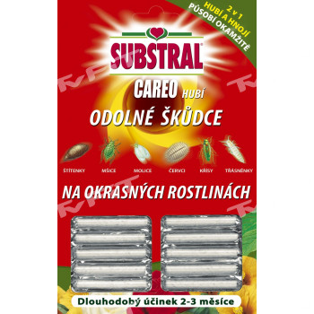 Tyčinky - Substral Careo insekticidní 10ks