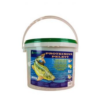 Proteinové pelety pro kapry granule 6mm 5kg Med