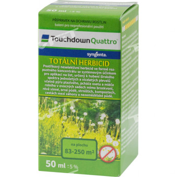 Touchdown quattro - 50 ml