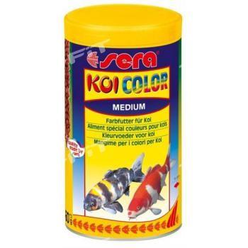 Sera Koi Color medium granule 1000 ml