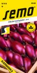 Semo Cibule jarní - Karminka červená oválná  1,5g
