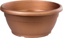Žardina Similcotto broušená - bronzová 20 cm