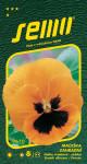 Semo Maceška zahradní - oranžová s okem 0,3g