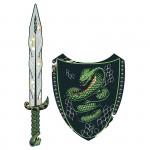 Meč a štít Had