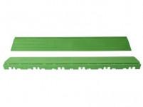 lišta zarovnávací k FLORCO CLASSIC plastová, ZE (4ks)