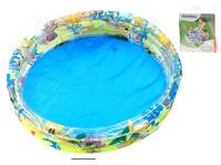 Bazén nafukovací 122x25 cm 3 komory 167 L