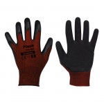 rukavice FLASH GRIP latex 10