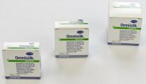 Náplast Omnisilk - hypoalergenní fixační 5cm x 9,2m
