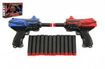 Pistole na pěnové náboje + náboje