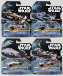 Hot Wheels Star Wars carship - mix variant či barev