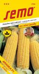 Semo Kukuřice cukrová - Aranka F1 (náhrada Alena F1) 3g - série Pro mlsné jazýčky