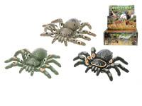 Pavouk strečový 6 cm - mix barev