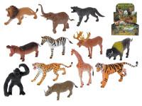 Zvířátko safari 10 cm - mix variant či barev