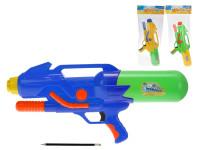 Vodní pistole 55 cm s pumpou - mix barev