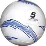 Spokey Cball fotbalový míč bílo - modrý