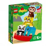 Lego Duplo 10884 Moje první houpací zvířátka