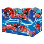 Míč Cars & Spider-Man 100mm - mix variant či barev
