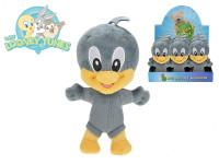 Baby Looney Tunes Daffy Duck plyšový 17 cm