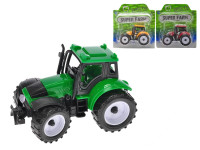 Traktor 12,5 cm na setrvačník - mix barev