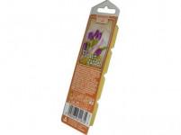 vosk vonný KVĚTINOVÁ ZAHRADA 24g (4ks) (hoří 8 hod)