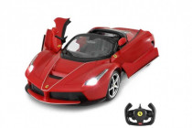 Auto RC Ferrari LaFerrari Aperta plast 34cm na baterie