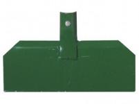 škrabka na led 25x 5cm (malá) bez násady
