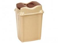 koš odpadkový WHIRPOOL výklopný 9l obdélníkový plastový - mix barev