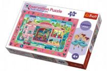 """Puzzle """"Hledání předmětů"""" Opera 48x34cm 70dílků"""
