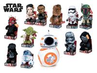 Star Wars plyšoví 25 cm - mix variant či barev