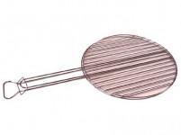 mřížka opékací kulatá pr.29cm, délka 60cm