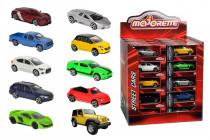 Majorette Autíčko kovové Street Cars - mix variant či barev
