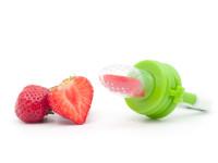 Silikonové krmítko a kousátko pro děti, Cuculo