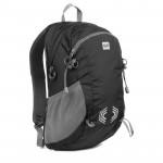 Spokey CIRRUS Městský batoh s kapsou na laptop 20 l černý