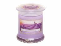 Svíčka ve skle LEVANDULE - POLE 260g