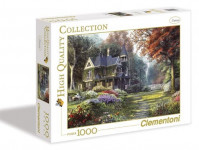 Puzzle 1000 dílků Viktoriánská zahrada