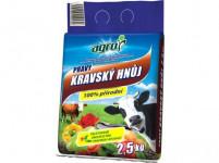 Hnůj kravský AGRO pravý 2,5kg