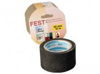 páska kobercová 50mmx10m textilní FEST TAPE - mix barev
